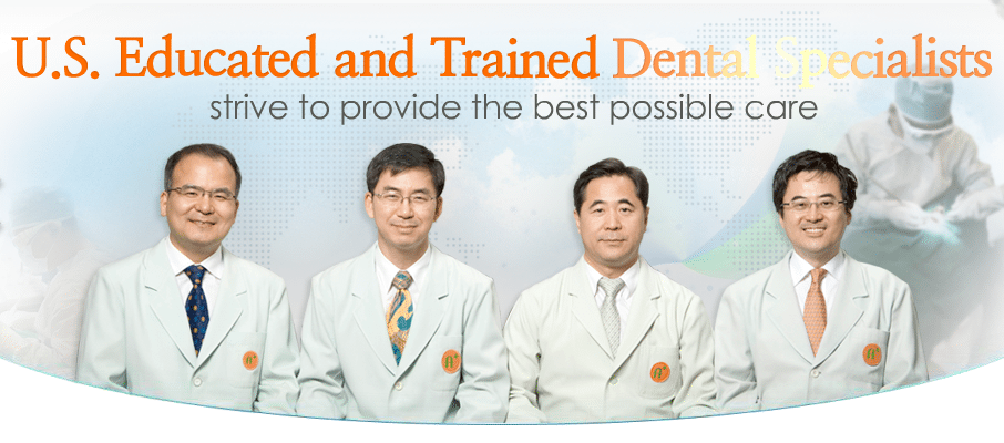 English speaking Dentists in Seoul, Korea a plus dental clinic