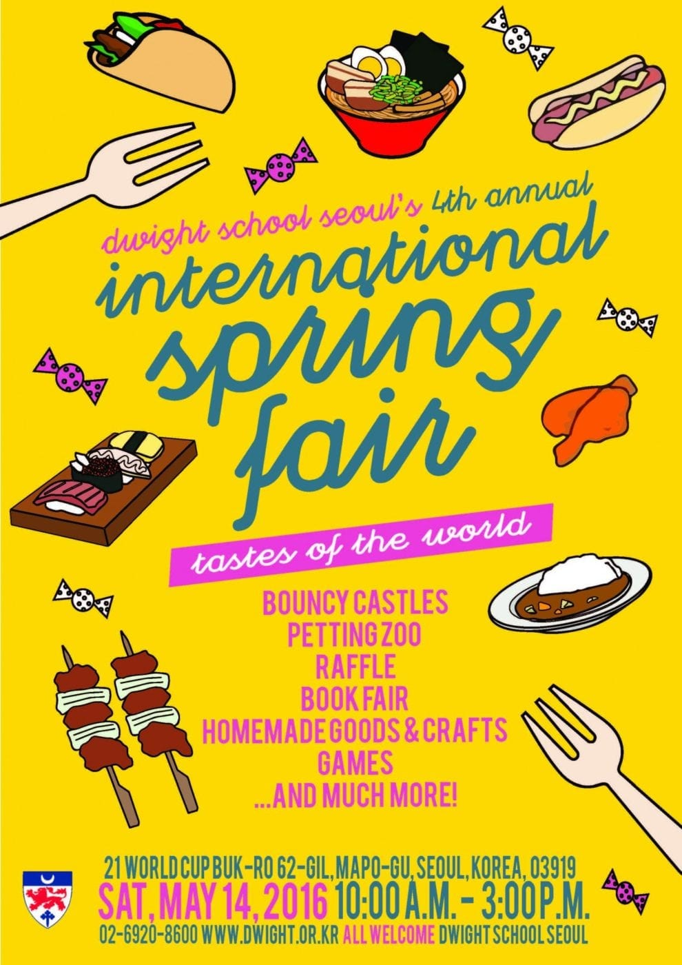 International Spring Fair 2016