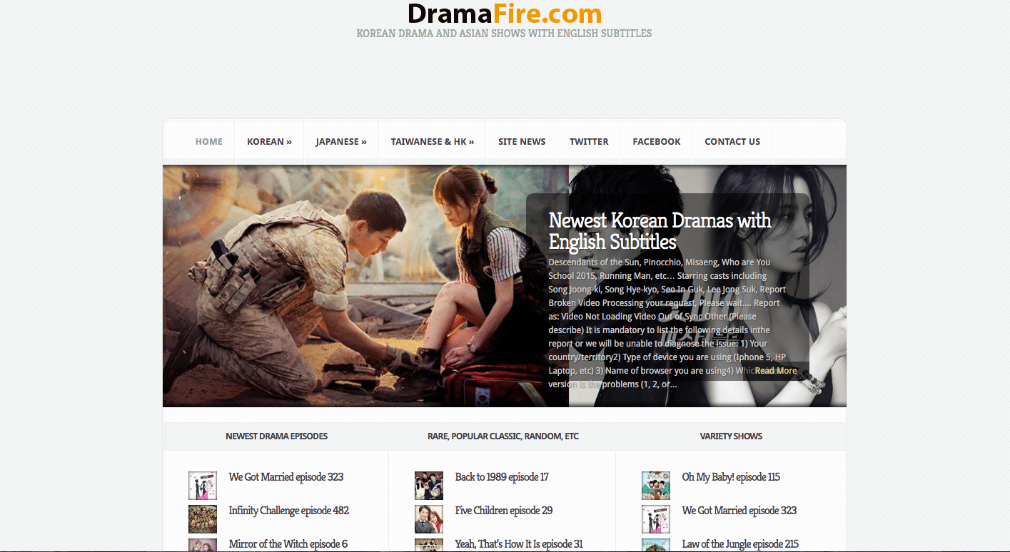 how to watch korean drama in english