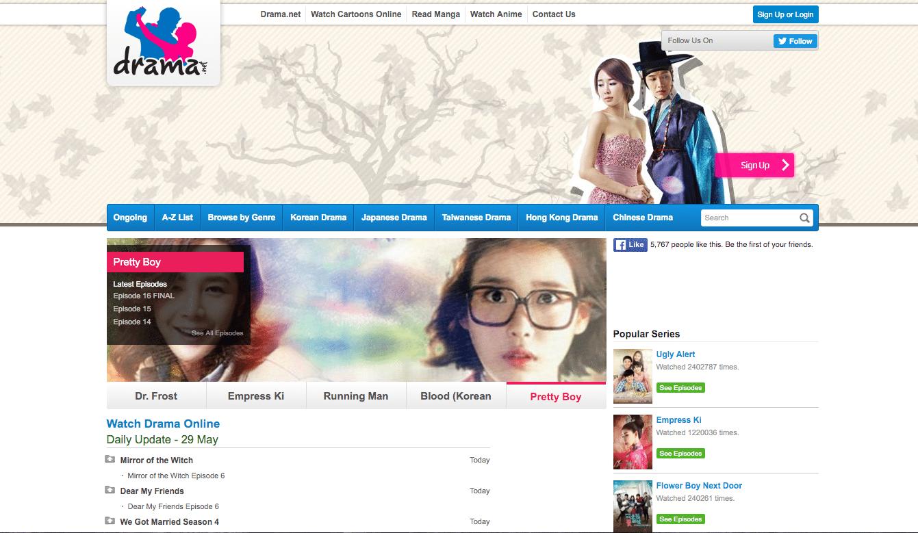 korean drama sub eng online