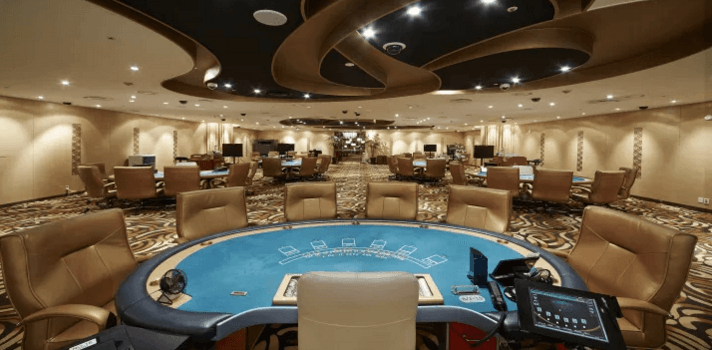 casinos in seoul korea Seven Luck Casino Busan Lotte