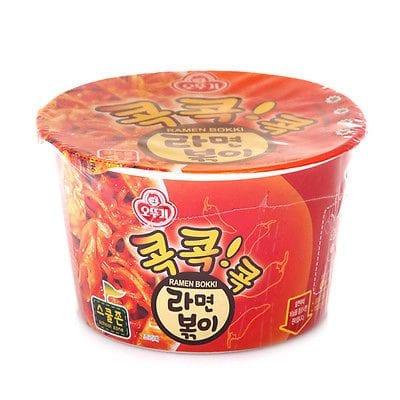 Kog Ramen Bokki 콕라면 볶이 korean ramen guide