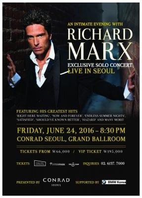 Conrad Seoul_Richard Marx POSTER-ENG