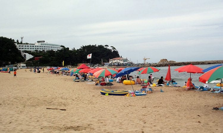 Naksan-beach-gangwon-do