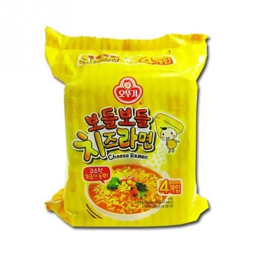 Bodul Bodul Cheese Ramen 보들보들 치즈라면 korean ramen guide