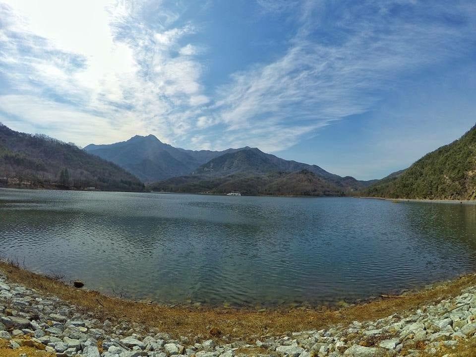 Mount Geumosan, the greatest hike in the heart of Korea Geumosan Lake Geumoji