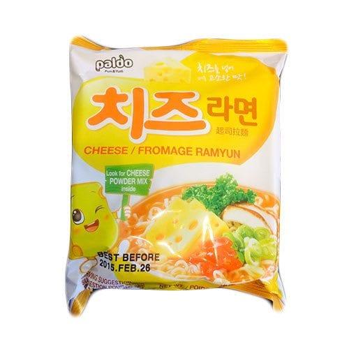 Cheese Paldo Ramen 치즈 korean ramen guide