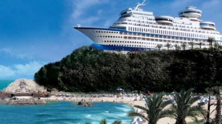 31 Of The Most Unique Hotels and Pensions in Korea Sun Cruise Resort Yacht