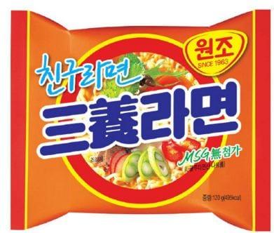 Chingu Ramen 친구라면 korean ramen guide