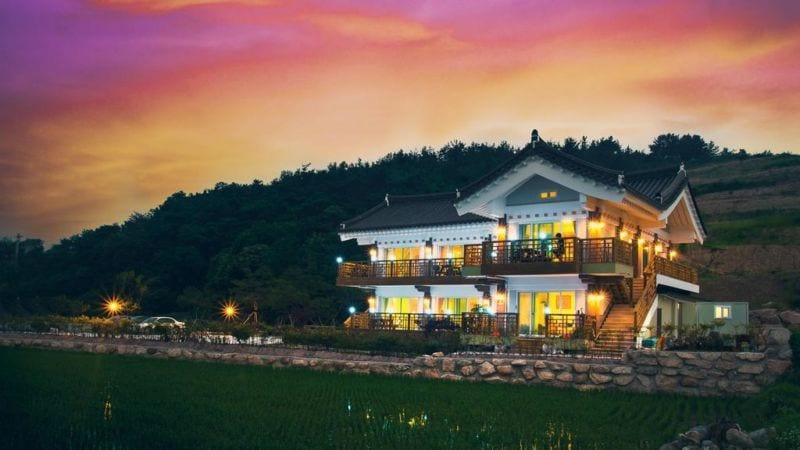 pensions in korea