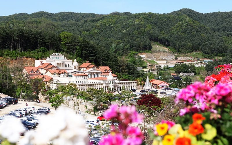 31 Of The Most Unique Hotels and Pensions in Korea Herb Island