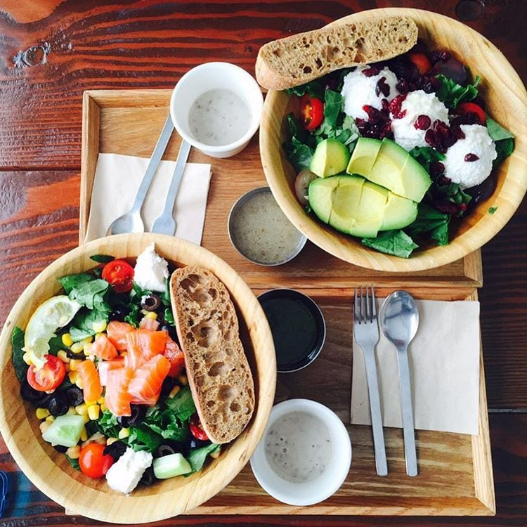salad places in seoul