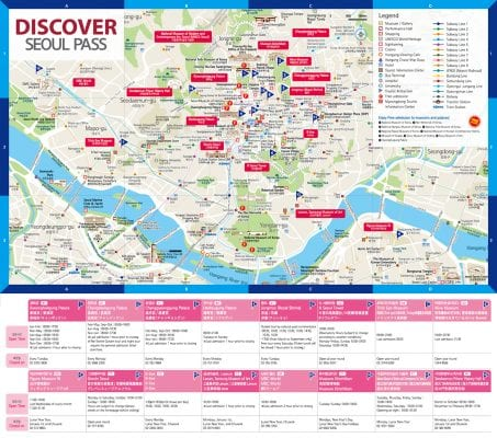 The Discover Seoul Pass Is The Only Pass You Need 10 Magazine Korea