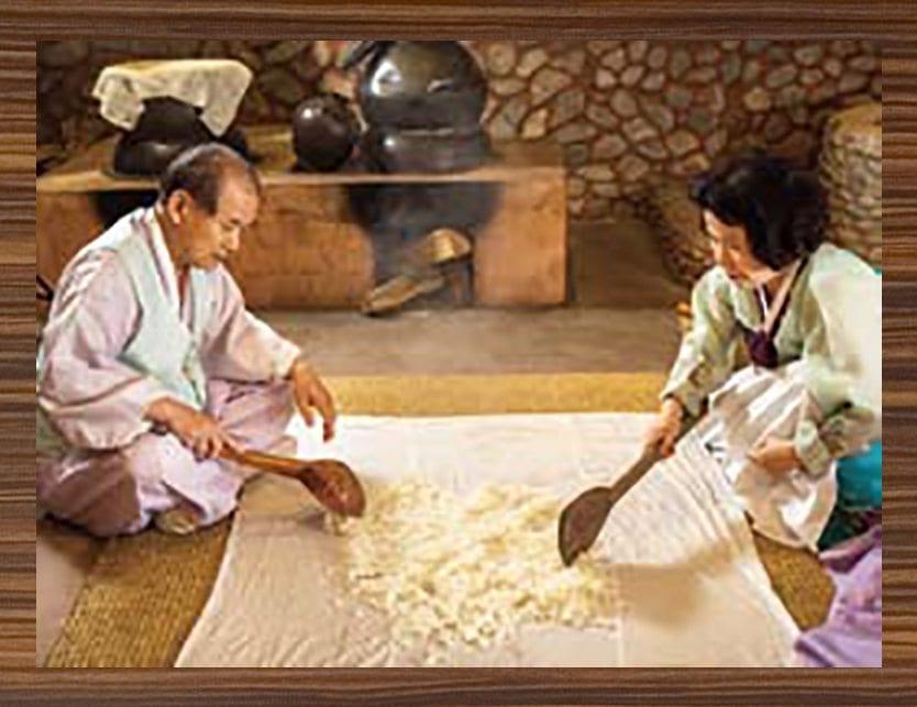 how to make soju