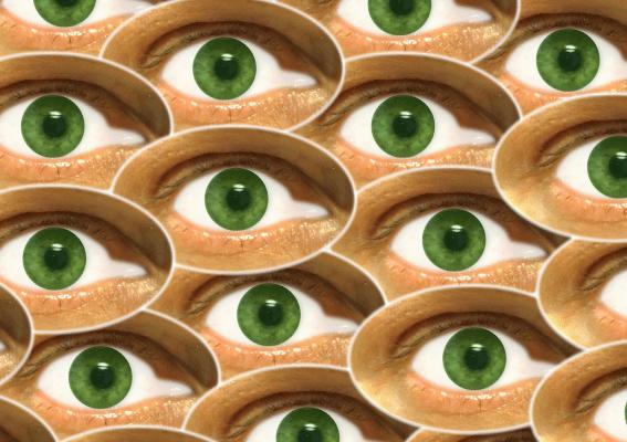 staring-eyes