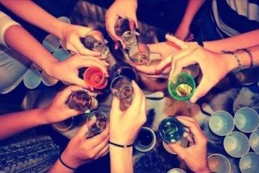 Korean Drinking Games