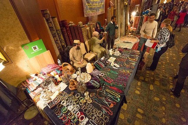 SIWA bazaar