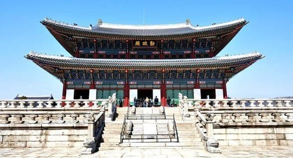 gyeongbokgung seoul korea palace palaces