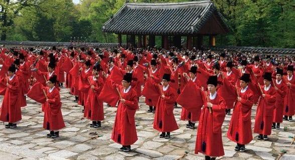 jongmyo shrine palace seoul korea palaces