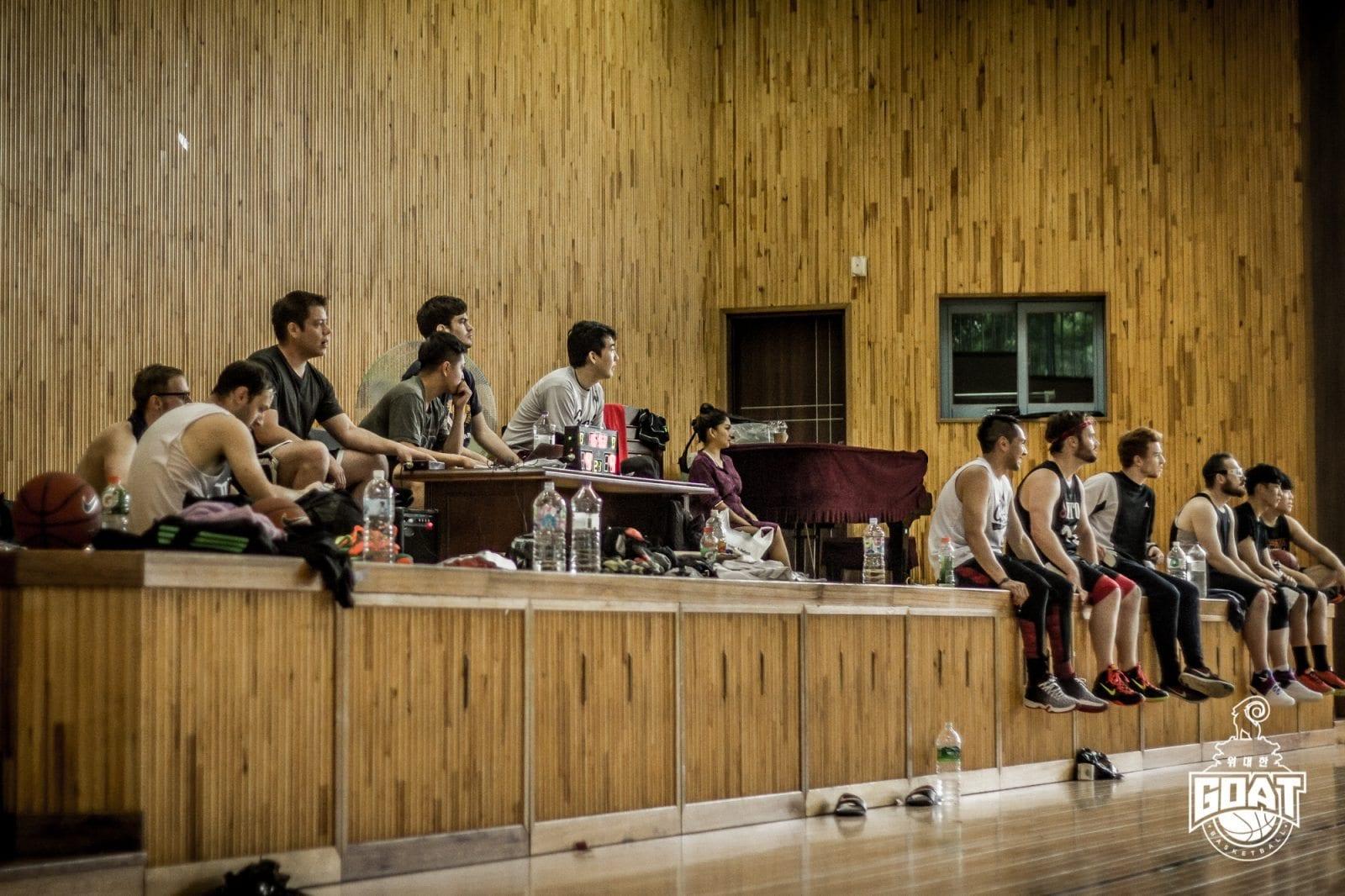 basketball in seoul