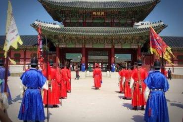 korea palace palaces seoul