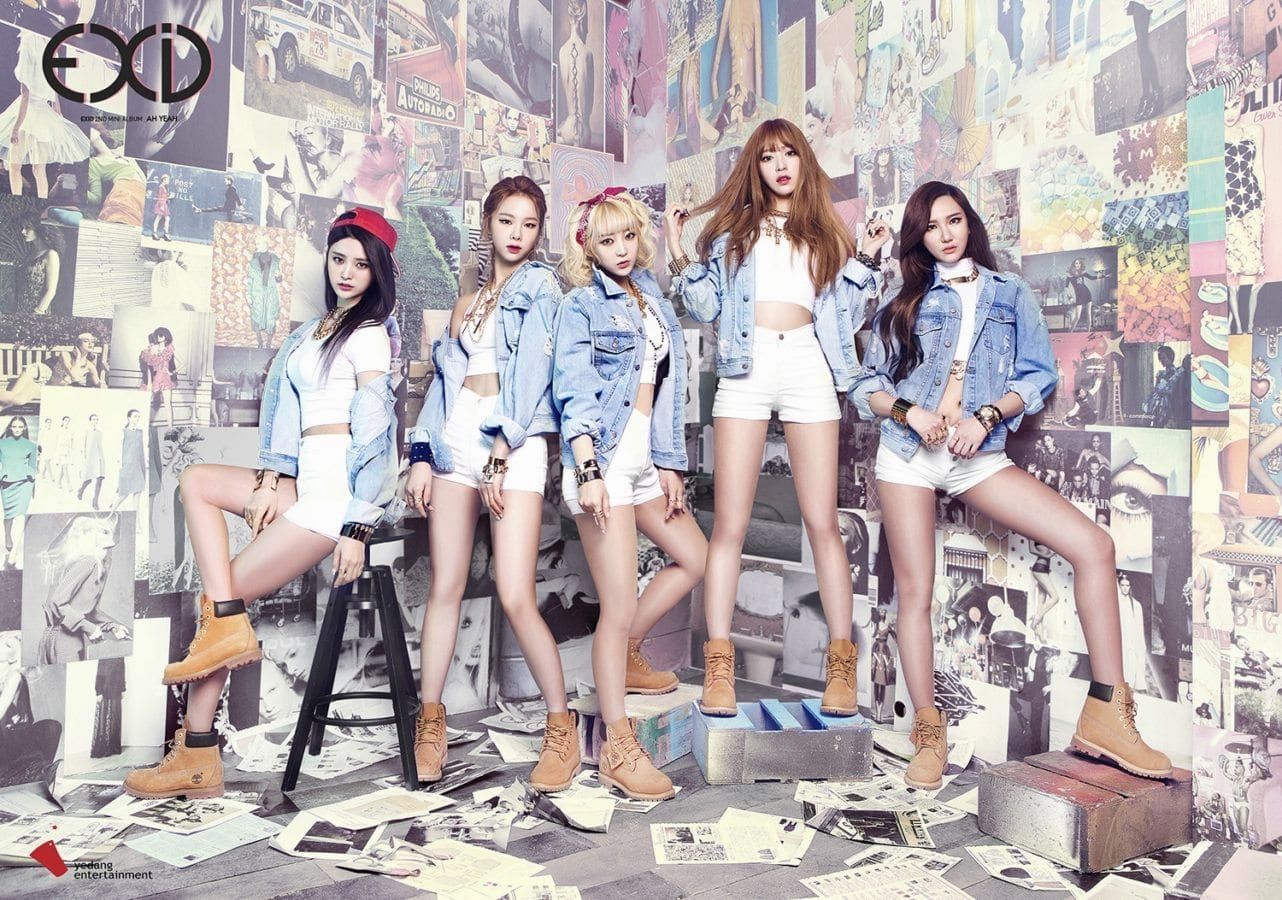 why i love and hate kpop exid