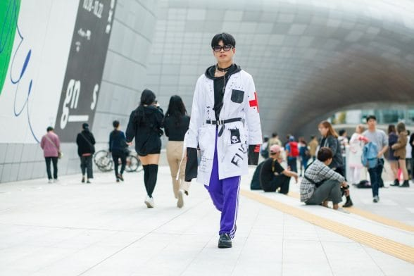 seoul fashion week korea