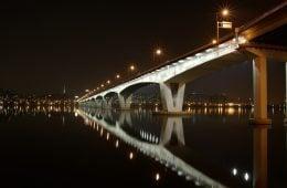 Things To Do At Night In Seoul bridge