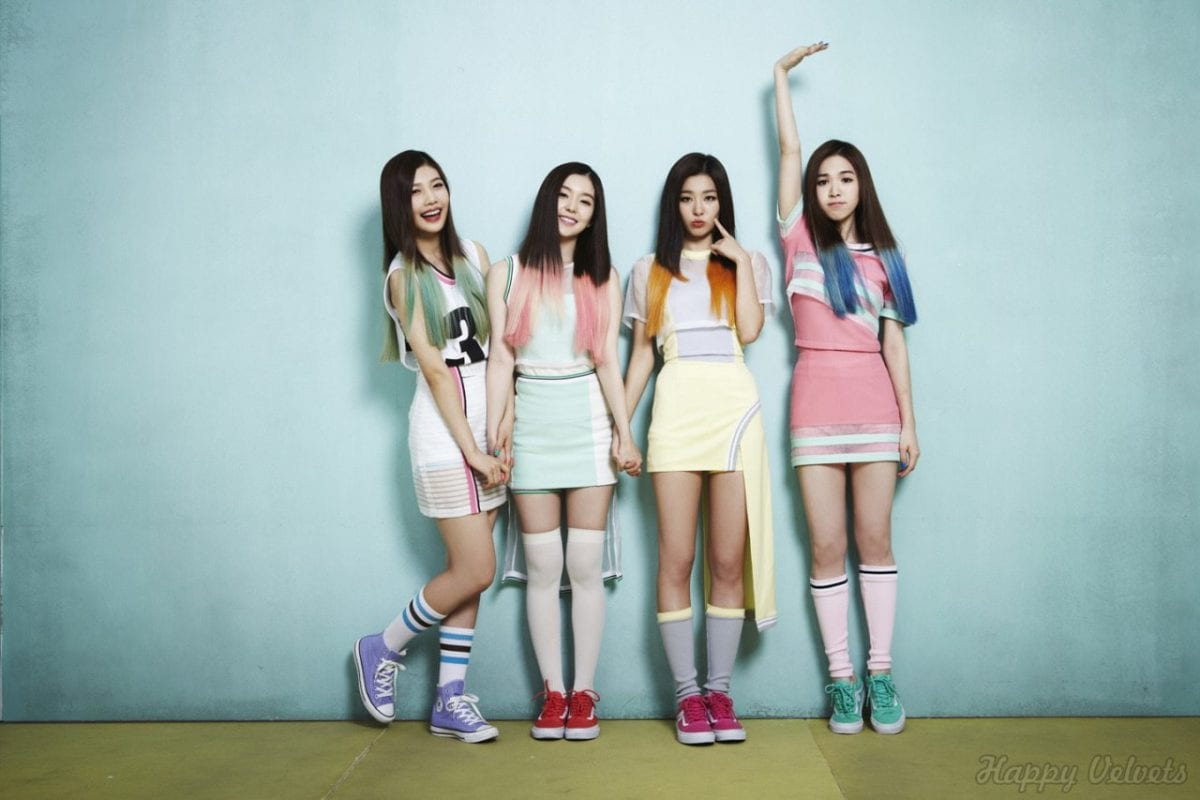 why i love and hate kpop red velvet