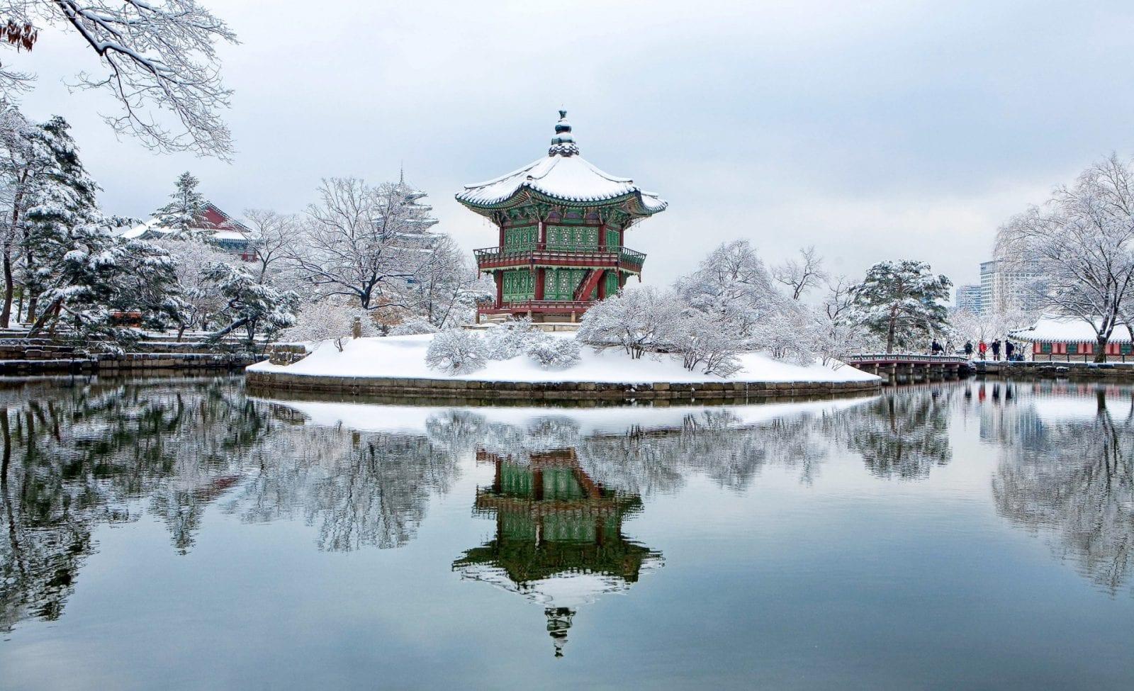 Korea Wallpaper: 19 Of The Best Winter Activities In Korea