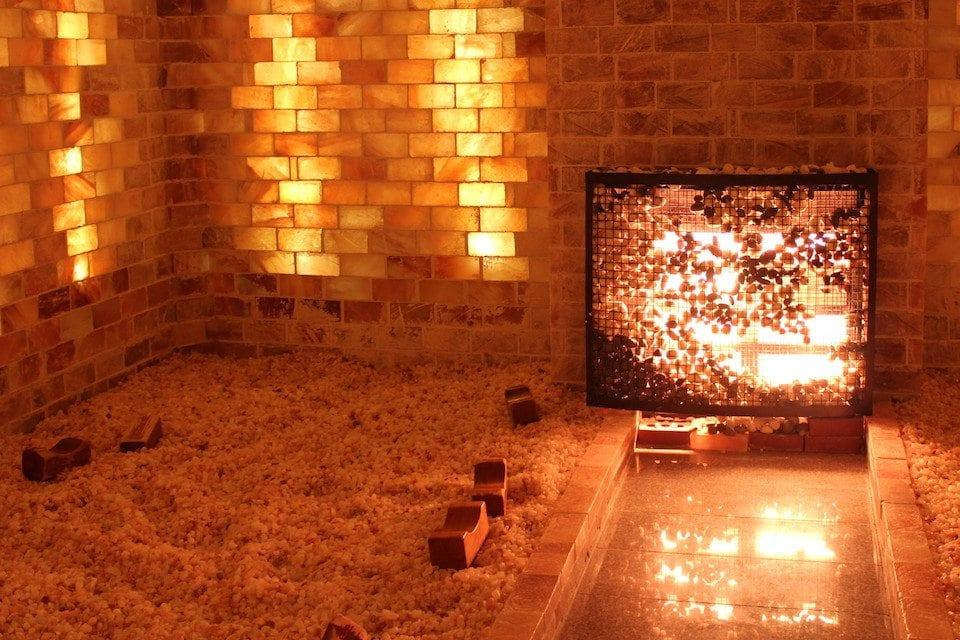 Jjimjilbang During Winter: What a Sauna Looks Like
