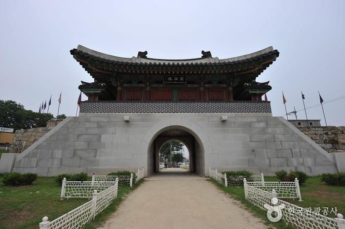 castle korea Ganghwasanseong Fortress