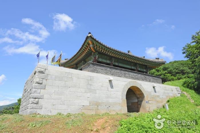 castle korea Munsusanseong Fortress