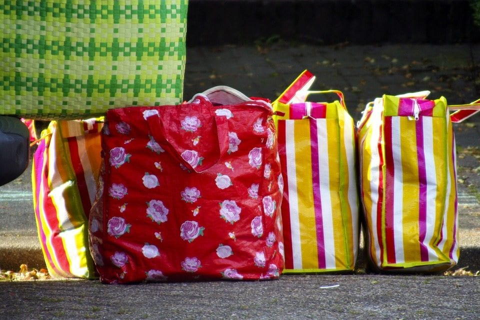 Sustainable Bring Your Own Bag