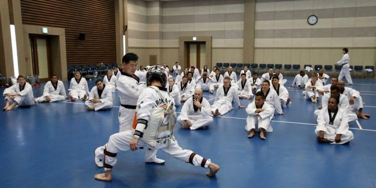 English-Speaking Taekwondo Classes In Seoul | 10 Magazine Korea