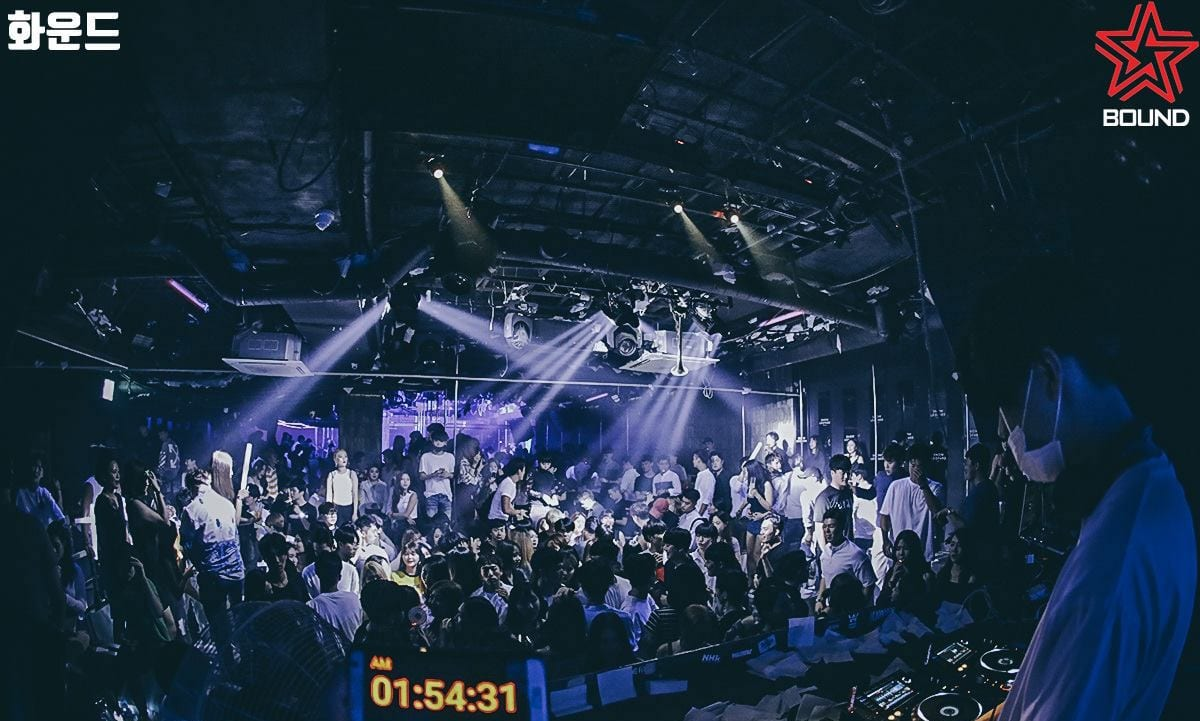 Best Clubs in Seoul Bound Gangnam