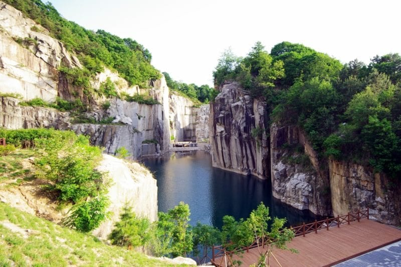 Day Trips to Take Outside of Seoul pocheon art valley