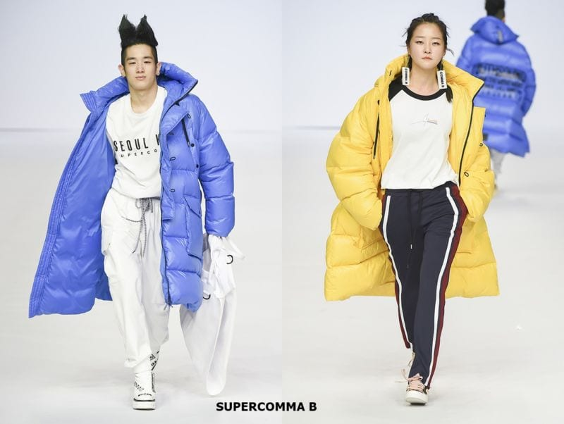 hottest fashion trends from seoul fashion week puffer