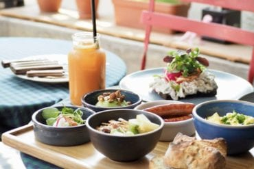 Trendy Brunch Spots in Seoul
