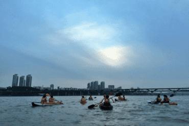 kayaking-in-seoul