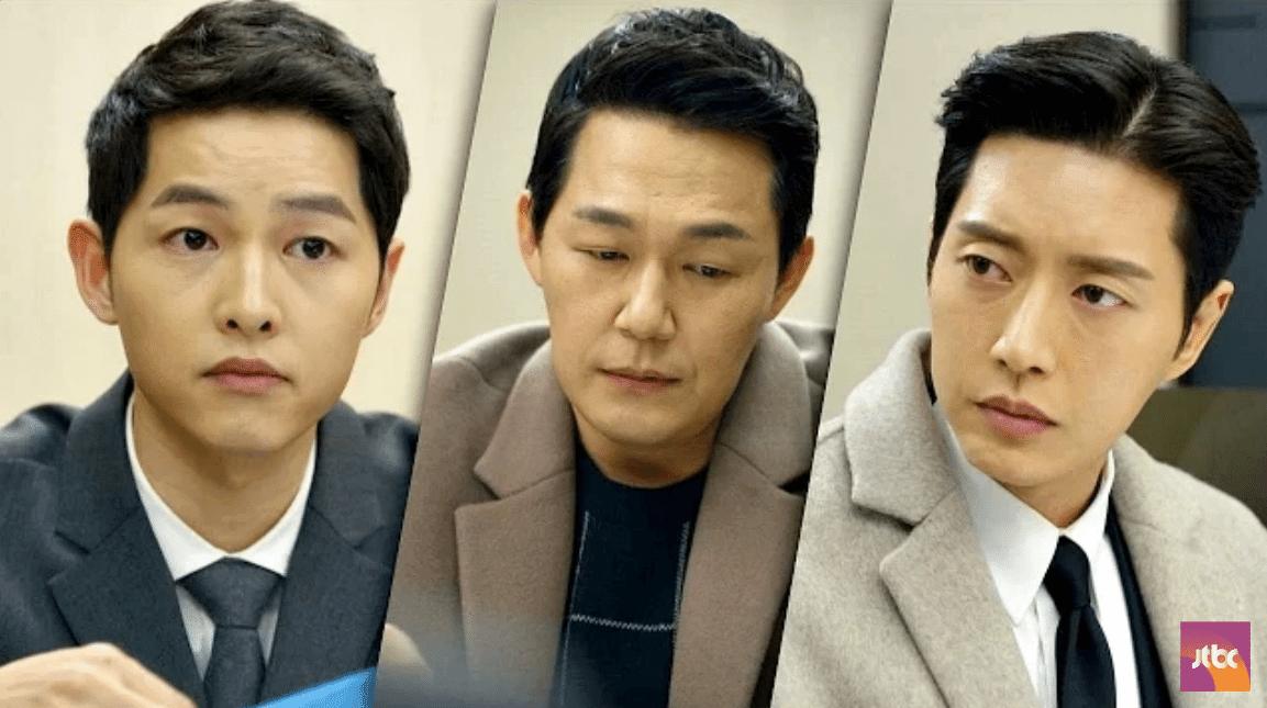 """Hottest K-Dramas of 2017 """"Man To Man"""""""