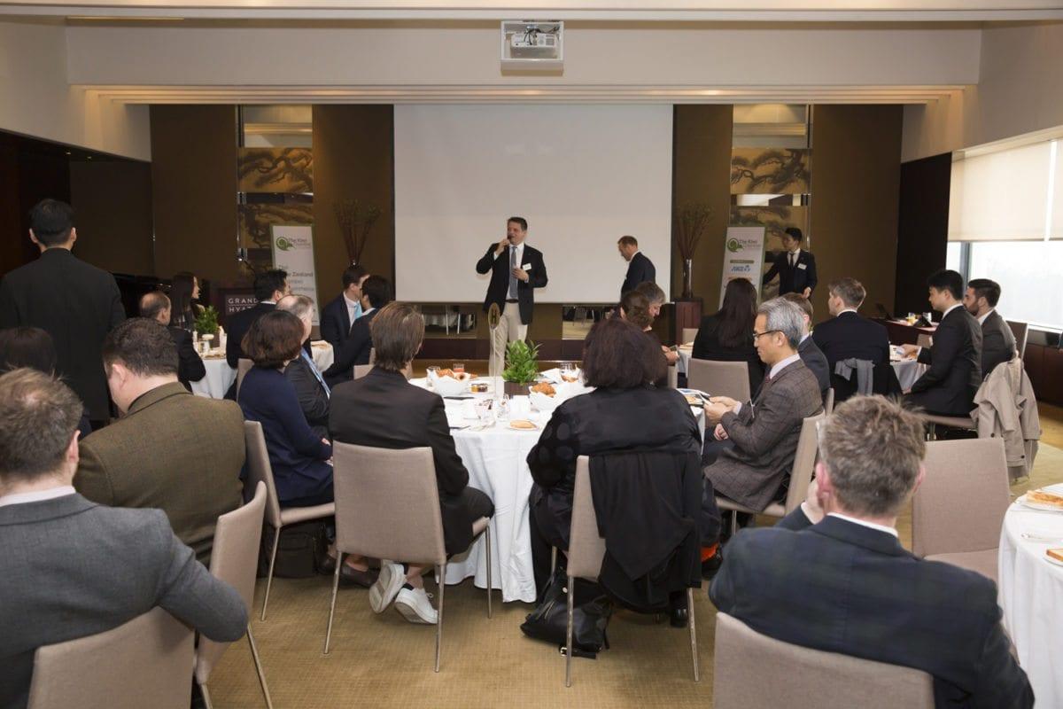 New Zealand Chamber Of Commerce in Korea