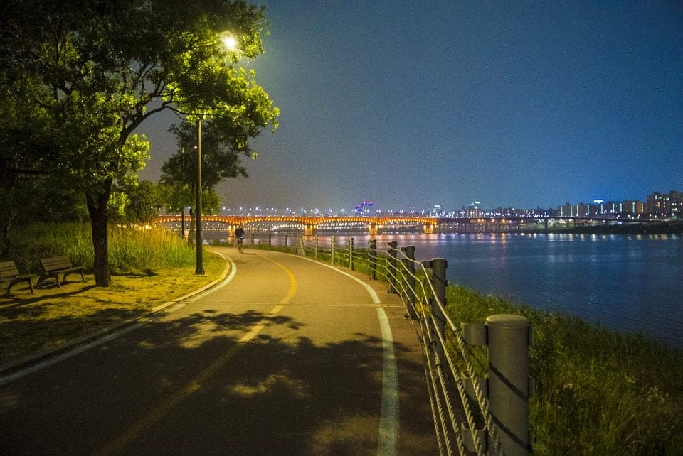 How To Bike In Seoul Priority Bike Routes