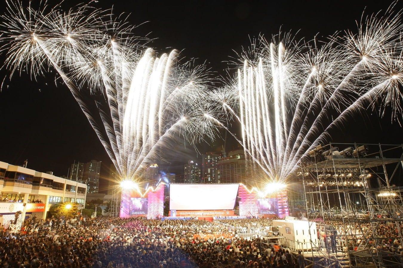 Busan International Film Festival - korean international festivals