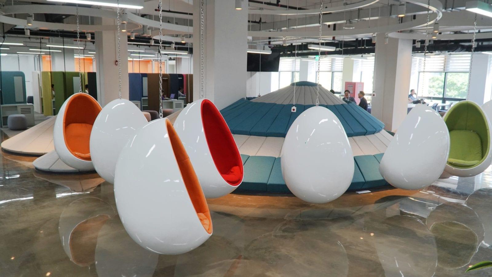 coworking spaces seoul seoul startup hub mapo