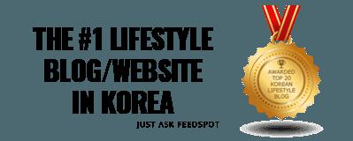Korean Lifestyle Blogs