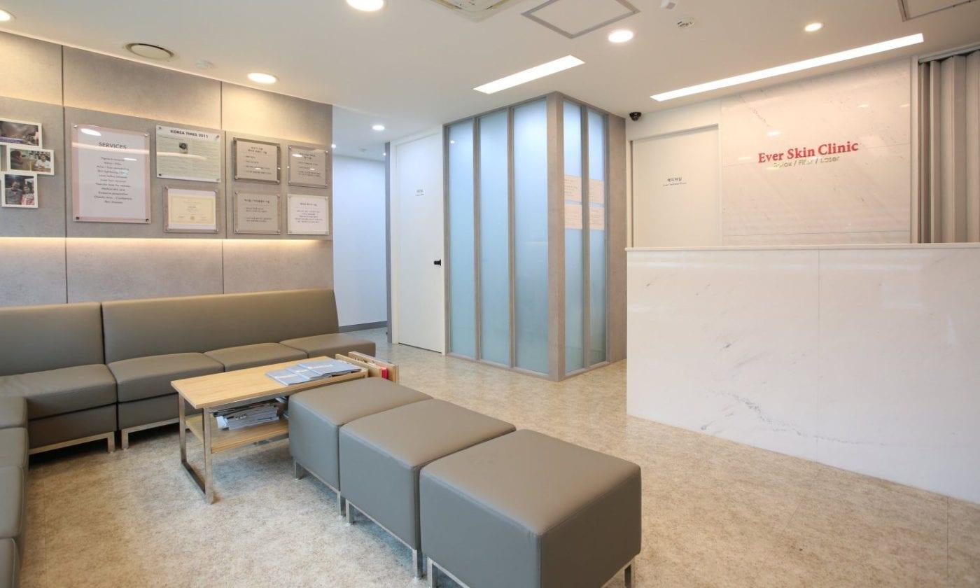 Ever Skin Clinic Dermatologist Seoul