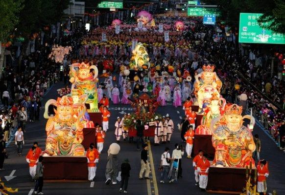 lantern festival korea