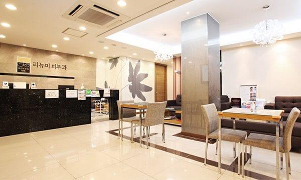 Renew me Clinic Dermatologist Busan