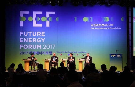 Chosunbiz Future Energy Forum 2018 Networking Events Seoul June 2018